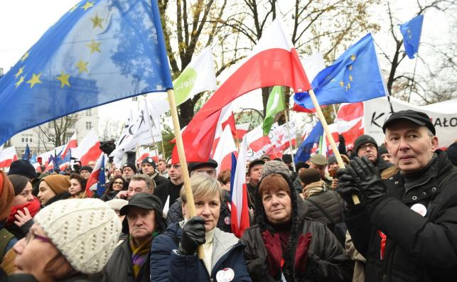 """Marsz """"KOD Niepodległości"""""""