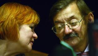 Dorota Kania i Jerzy Tagalski
