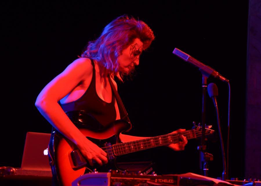 Reni Jusis - koncert na targach Co Jest Grane, Warszawa, 26 listopada 2016
