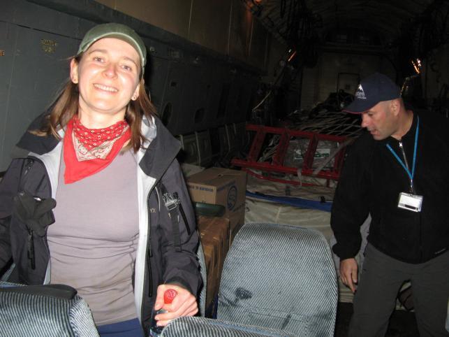 """Anna Lichota zdobyła Vinson, najwyższy szczyt Antraktydy. To część projektu wspinaczkowego """"Korona Ziemi"""""""