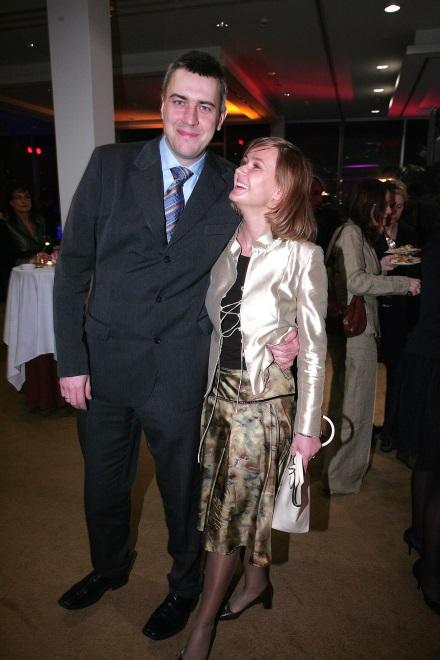 Barbara i Roman Giertychowie