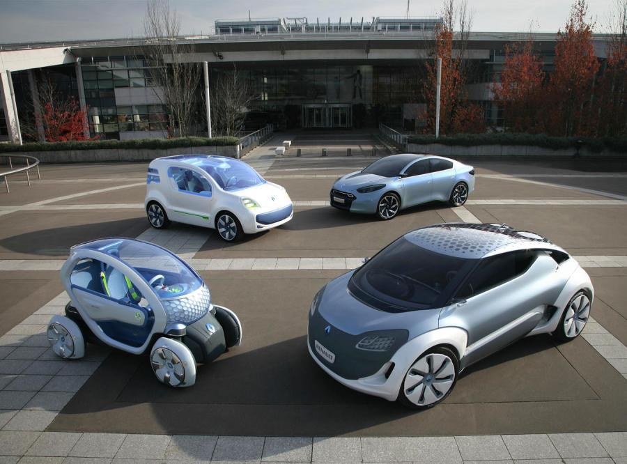 Elektryczne Renault przyjedzie za dwa lata