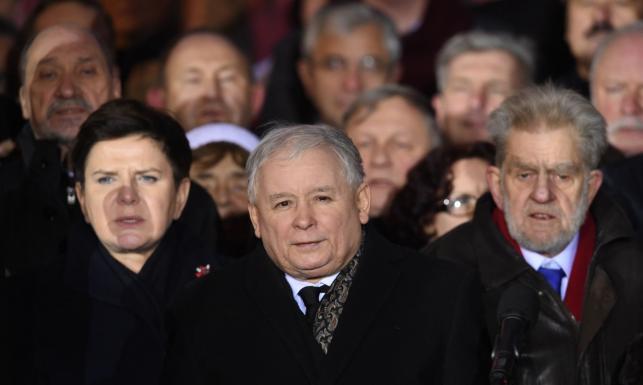 Kaczyński: Rozliczymy tych, którzy dopuszczali się zbrodni. Zwyciężymy!