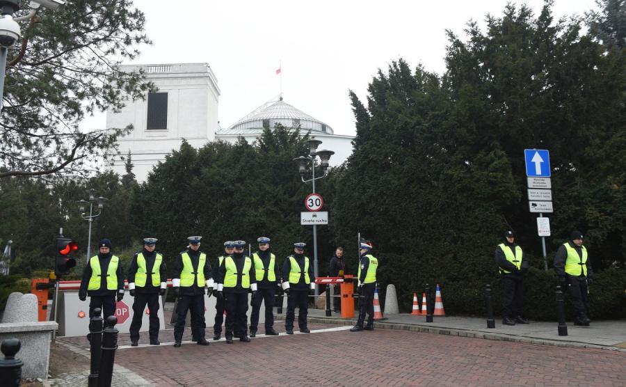 Sejm i policja