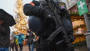 Berlińska policja