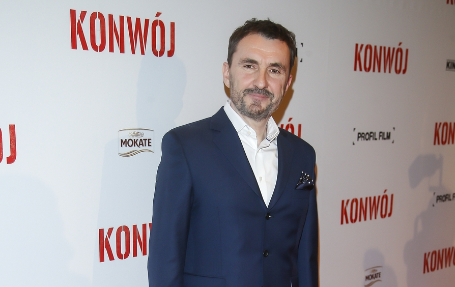 Maciej Żak, reżyser filmu \
