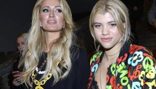 Paris Hilton i Sofia Richie
