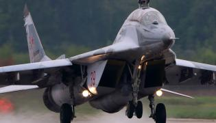 Rosyjski MiG 29