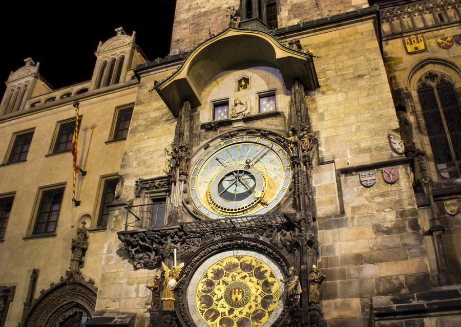 Zegar astronomiczny Praski Orloj