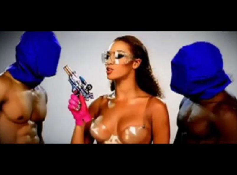Beyonce w klipie do kawałka \