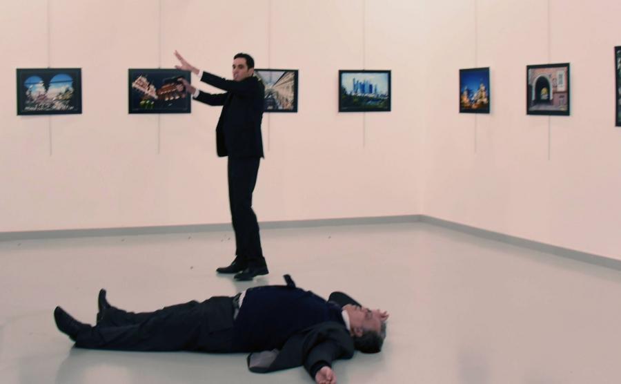 Zamach na rosyjskiego ambasadora w Turcji