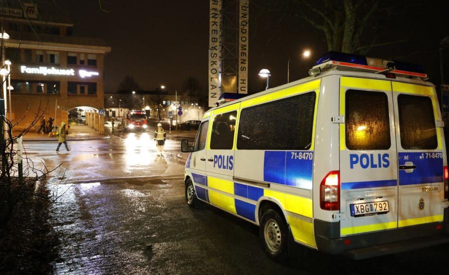 Zamieszki w Sztokholmie