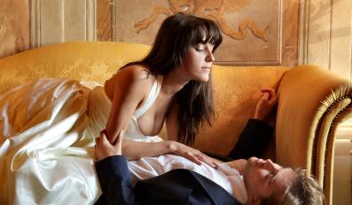Bogaci dają kobiecie więcej orgazmów