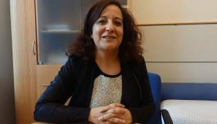 Iratxe Garcia Perez, hiszpańska europosłanka, partia S&D (socjaldemokraci)