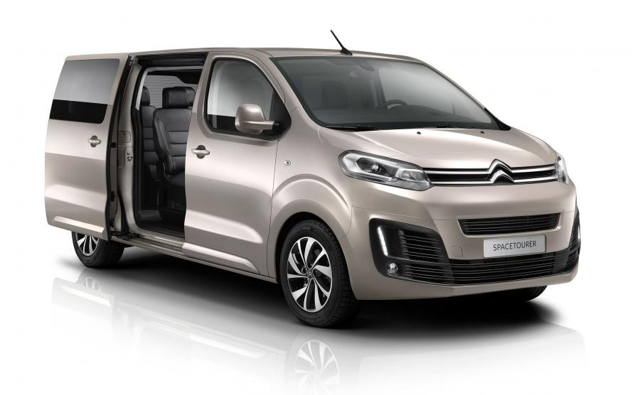 Citroen spacetourer